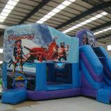 De Opblaasbare het Springen Producten van uitstekende kwaliteit van de Spelen van Bouncy van de Hindernis van het Kasteel (cl-014)