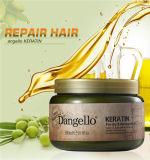 Masque d'hydratation de cheveu de cheveu normal professionnel de D'angello