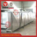 Máquina de secagem da correia do marisco do ar quente no estoque