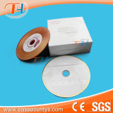 De Strook van de Veiligheid van Em van het Etiket van Em voor CD/DVD