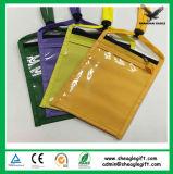 Kundenspezifischer Identifikation-Abzeichen-Beutel mit Belüftung-Halter