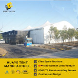 Enorme Cúpula de desportos de alumínio tenda para o evento de futebol