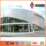 Ideabond 4FT * 8FT Weather Proof PVDF ACP panneau en aluminium composite (AF-403)