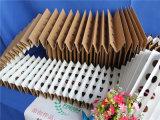 Покрасьте фильтровальную бумагу будочки
