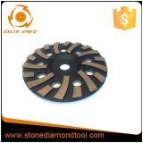 Диск профессионального диаманта меля/колесо чашки для гранита, бетона, камня