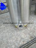 Tri Schelle-Spulen-Trockeneis-Hülse und Tri Schelle-Abfluss