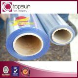 PVC films claire pour l'emballage, de protection et de l'enrubannage