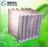 Pocket Filtertüte-Filter-Material für den Farbanstrich industriell