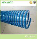O tubo de borracha de aspiração de PVC