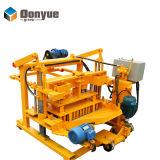 Canadasの卵置くタイプQt40-3Aの価格のコンクリートブロック機械
