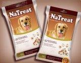 Diversos alimentos para animais de estimação saco de plástico