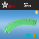 1050 Heavy Duty Side Flexing Plastic Table Top Chain para medicina