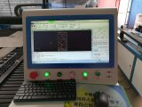 Machine de découpage optique de laser de fibre de commande numérique par ordinateur avec le GV d'OIN