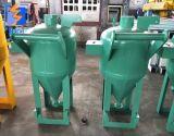 DB800 Estructura de acero óxido Quitar Sand Blasting Pot