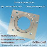 La Chine usine boîtier en aluminium de précision de traitement de l'usinage CNC Pièce de rechange