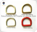 Hot Sale Design populaire Forged Metal D-Rings