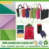 Bolsa de Material Reutilizable Spunbond Nonwoven Fabric
