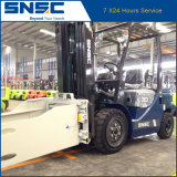 Diesel van Snsc 3.5t Vorkheftruck met de Klem van de Baal voor Verkoop