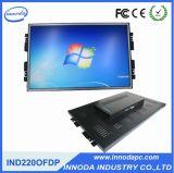 22pouces moniteur DP intégrée avec châssis ouvert Moniteur VGA DVI HDMI