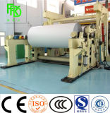 Neues 1092mm kleines Papier, das Maschinen-Seidenpapier-und Toilettenpapier-Maschine aufbereitet
