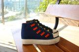 Señoras Top-Cut Zapatos de lona casual (CNS-02066)