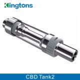 Tank 2 van de Nieuwe vulling van de Producten van Kingtons Neigende Hoogste de Verstuiver van de Olie Cbd