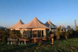 نوع خيش بناء مسيكة خيمة [غلمبينغ] رفاهية خيمة