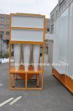 Cabine automatique d'enduit de poudre de Multi-Cyclone pour la ligne d'enduit de poudre