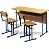 Прикрепленные стол Sf-22D-Double и стул, стул стола школы прикрепленный для университета