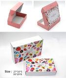 Logotipo personalizado comida, regalos, frutas, las prendas de vestir color Papel Kraft casillas de correo