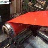 PPGI corrugado Trapezoidal techado PPGI galvanizado de acero prebarnizado