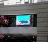 Alta luminosidad P6 al aire libre LED Digital Signage