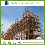 Escaleras prefabricadas de acero de la luz de la construcción Edificio Multi-Storey