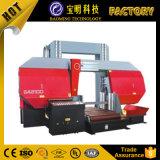 높은 정밀도 CNC 자동 장전식 세륨 금속 절단 악대는 기계를 보았다