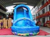 대양 주제 판매 Chsl707를 위한 팽창식 물 미끄럼