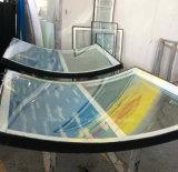 二重ガラスをはめられた単位のためのガラスブラインドの間でモーターを備えられる