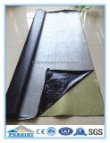 membrana impermeable de Uno mismo-Adhesión de 1.2mm/1.5mm/2m m EPDM para el parque del cuarto de baño de la azotea