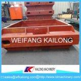 Ligne de moulage de fondation de qualité moule utilisé pour le matériel de fonderie