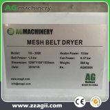 Continua multifuncional de la correa de malla de secado de la máquina para alimento de peces