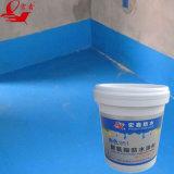 Componente único Base Água Revestimento impermeável de poliuretano elástica