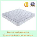 Кровать карманной ткани размера ферзя самомоднейшей конструкции тюфяка весны мягкая