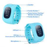 Sos het Slimme GPS Horloge van de Drijver voor Kind met Pedometer Y2