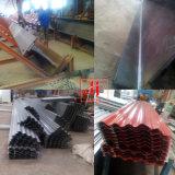 Costruzioni prefabbricate Multi-Storey di vetro del blocco per grafici d'acciaio del pavimento della parete divisoria