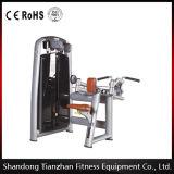 Équipement de gymnastique de machine de forme physique de dos de haut de l'équipement Tz-6041 de bâtiment de corps