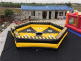 2016 Inflatable popolare Bull Game Mattress da vendere