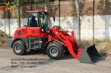 Loup petit chargeur Zl20 de roue de 1.6 tonne