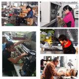 Het Vullen van de Lucht van de Verzekering van de handel Verpakkende Machine van het Spoor van het Rek van het Apparaat de Glijdende