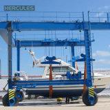 Bock-Werft-Kran verwendet im Kanal