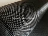 prix d'usine plaine 3K 200g/armure sergé tissu en fibre de carbone