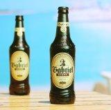 Abv4.3% Gabriel Stout la clásica German-Style cerveza artesanal